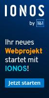 1 & 1 - Webhosting